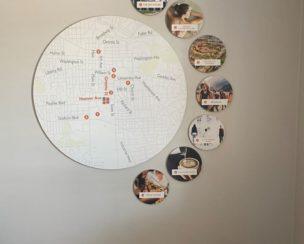 neighborhood map closeup