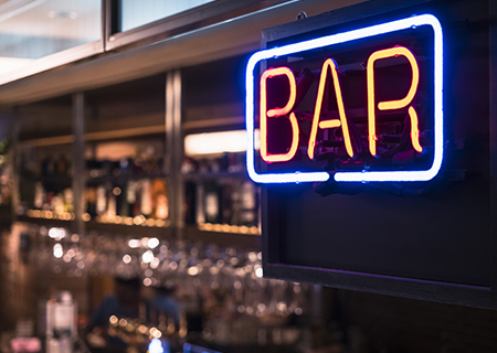 Neon Lighted Signs