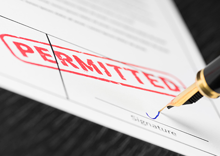 Sign Applications & Permitting